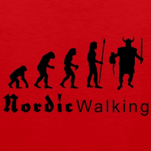 evolution_nordicwalking1 T-skjorter - Premium singlet for menn