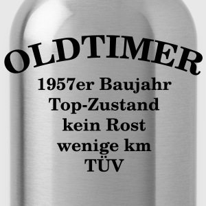 oldtimer1957 T-Shirts - Trinkflasche