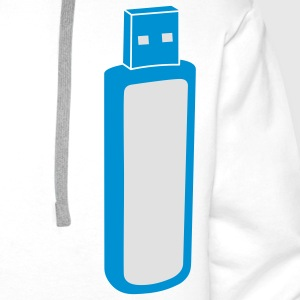 USB-Stick T-Shirts - Men's Premium Hoodie