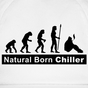 natural born chiller T-shirt - Cappello con visiera
