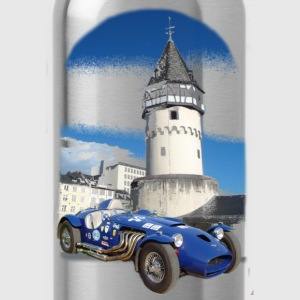 old race car  T-Shirts - Trinkflasche