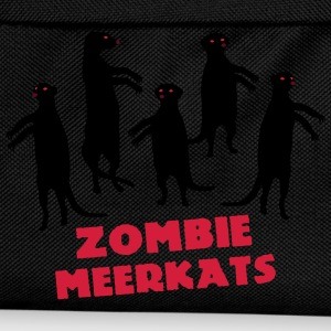 Zombie Meerkats T-Shirts - Kids' Backpack