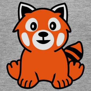 Red Panda Bear T-Shirts - Men's Premium Longsleeve Shirt