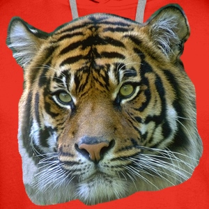 Tiger head of India - Men's Premium Hoodie