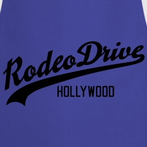 Rodeo Drive | Hollywood T-Shirts - Delantal de cocina