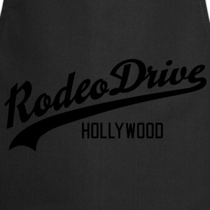 Rodeo Drive | Hollywood T-Shirts - Fartuch kuchenny