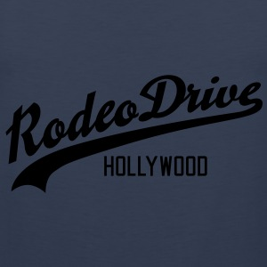 Rodeo Drive | Hollywood T-Shirts - Herre Premium tanktop