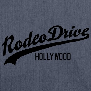 Rodeo Drive | Hollywood T-Shirts - Schultertasche aus Recycling-Material