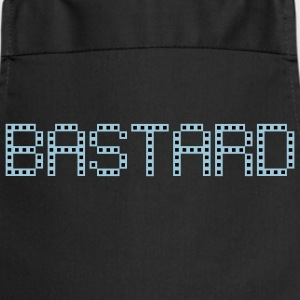 bastard_insult_2c T-Shirts - Cooking Apron