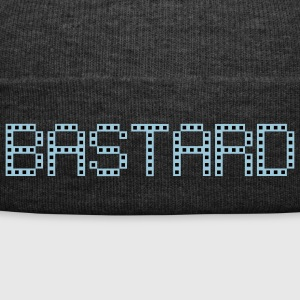 bastard_insult_2c T-Shirts - Winter Hat