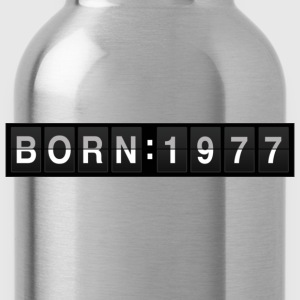 born1977 T-shirt - Borraccia