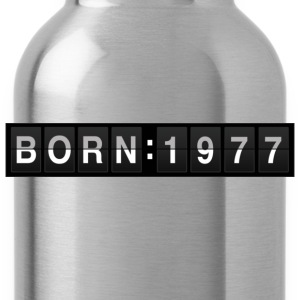 born1977 T-shirts - Gourde