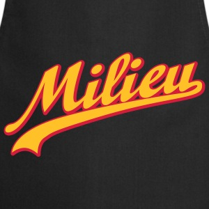 Milieur | Kiez | District T-Shirts - Cooking Apron