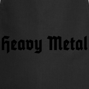 Heavy Metal, Girlie-T-Shirt - Cooking Apron