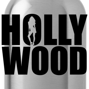 Hollywood Babe | Hollywood Fashion T-Shirts - Drikkeflaske