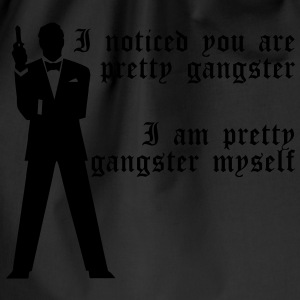Pretty Gangster T-shirt - Sacca sportiva