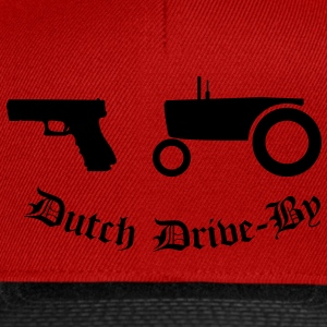 Dutch Drive-by T-skjorter - Snapback-caps