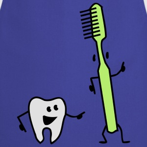 tooth and toothbrush T-paidat - Esiliina