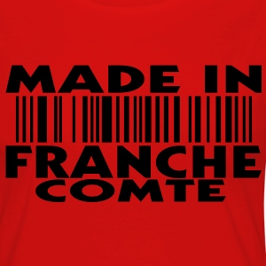 made in FRANCHE COMTE (1c) T-shirts - T-shirt manches longues Premium Femme