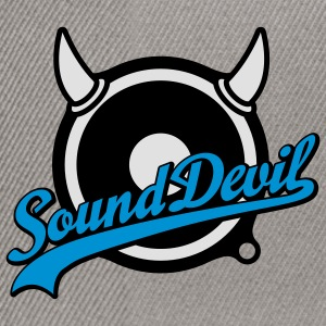 Sound Devil | Volume | Bass T-Shirts - Gorra Snapback