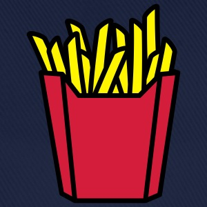 fastfood_french_fries_3c T-shirts - Baseballcap