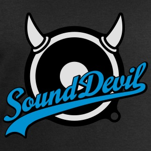 Sound Devil | Volume | Bass T-Shirts - Sweatshirt herr från Stanley & Stella