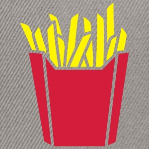 fastfood_french_fries_2c T-skjorter - Snapback-caps