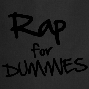Rap for Dummies Tee shirts - Tablier de cuisine