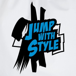 jump with style T-Shirts - Sac de sport léger