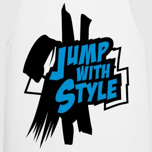 jump with style T-Shirts - Tablier de cuisine