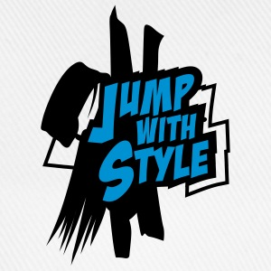 jump with style T-Shirts - Casquette classique