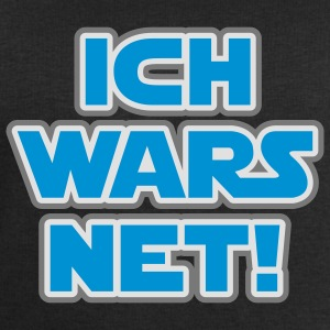 Ich wars net | Ich war es nicht T-Shirts - Men's Sweatshirt by Stanley & Stella