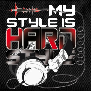 Hardstyle is my style T-Shirts - Kids' Backpack