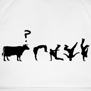 Breakdance Cow Tee shirts - Casquette classique