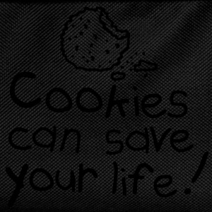 Cookies can save your life Camisetas - Mochila infantil