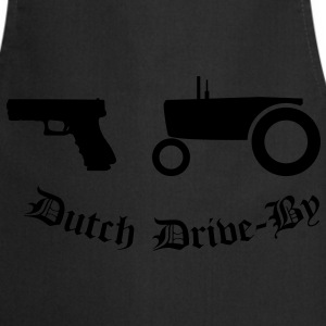 Dutch Drive-by T-shirts - Forklæde