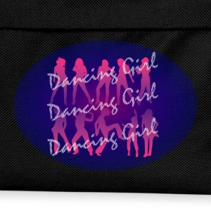 dancing_girl_2 T-shirts - Sac à dos Enfant