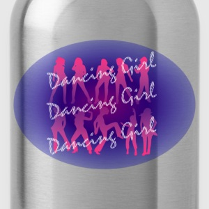 dancing_girl_2 T-shirts - Gourde