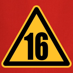 Warning 16 | Achtung 16 T-Shirts - Kokkeforkle