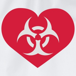 Love Virus | Liebesvirus T-Shirts - Turnbeutel