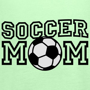 Soccer Mom | Fußball Mutter T-Shirts - Top da donna della marca Bella