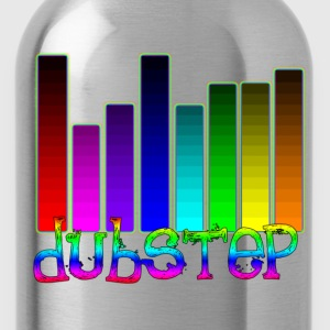 Dubstep Audipophiles equalizer T-shirts - Drinkfles