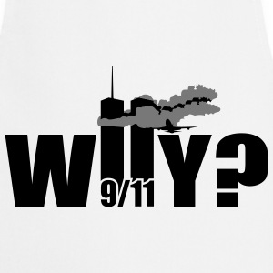WHY | NY | World Trade Center | 9/11 T-Shirts - Grembiule da cucina