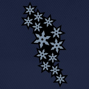 ninja_star_design_2c T-Shirts - Baseball Cap