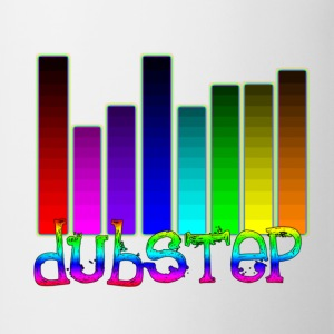 Conception égaliseur Dubstep Audipophiles pour dubstep  Tee shirts - Tasse