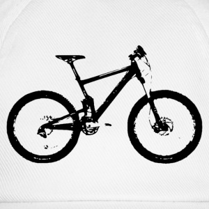mountain bike - Baseballcap