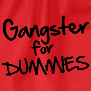 Gangster for Dummies T-Shirts - Turnbeutel