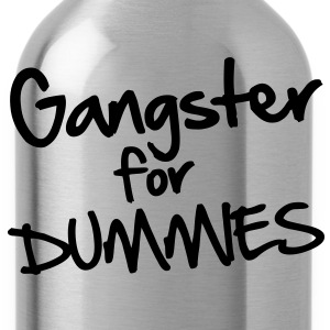 Gangster for Dummies T-shirt - Borraccia