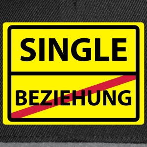 beziehung single T-Shirts - Snapback Cap