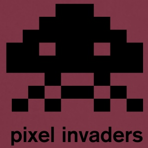 Pixel Invaders Women t-shirt - Kokkeforkle